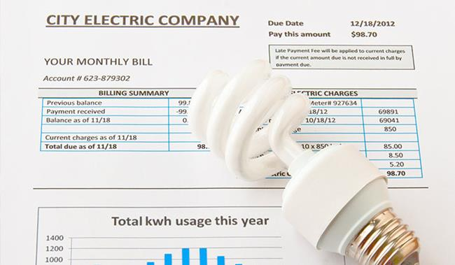 What to do if you can't pay your energy bills