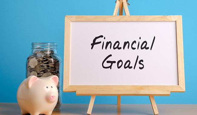 What financial goals should you set